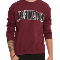 All Time Low Logo Crew Pullover