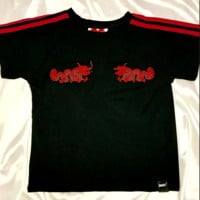 SWEET LORD O'MIGHTY! OG DRAGON CROP TEE