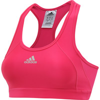 adidas Women's TechFit Solid Sports Bra