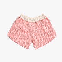 Anais & I Jin Shorts in Coral SH10000 - Final Sale