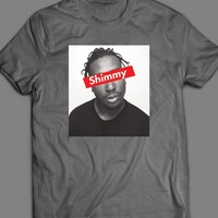 "OL DIRTY BASTARD ""SHIMMY"" SUPREME STYLE T-SHIRT"