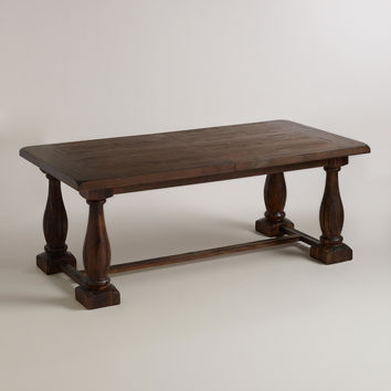 Rectangular Java Greyson Extension Table - World Market