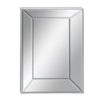 Wall Accent Mirrors- Wood Mirror