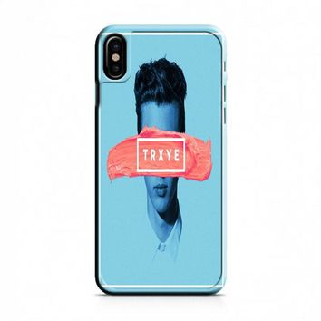 Troye Sivan Happy Little Pill iPhone X Case