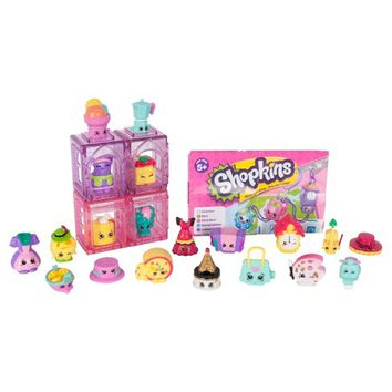 Shopkins™ Season 8 World Vacation (Europe) Mega pack