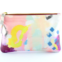 Artist Series TIP Pouch | Abstract - K.slademade