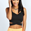 Sally Cut Out Bralet