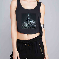 Ao No Exorcist for Crop Tank Girls S, M, L, XL, XXL *07*