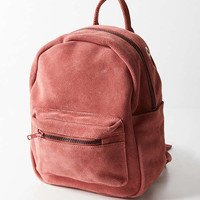 Mini Classic Suede Backpack | Urban Outfitters