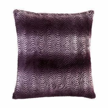 Orchid Ombre Faux Fur Pillow - Home & Garden Gifts