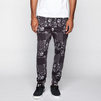 Lrg Honorary Scumbag Mens Jogger Pants Black  In Sizes