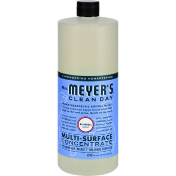 Mrs. Meyer's Multi Surface Concentrate - Blubell - 32 fl oz