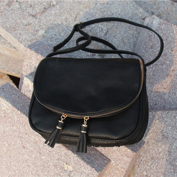 Rock the Saddle Crossbody Bag