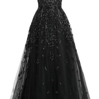 Zuhair Murad - Embellished Evening Gown