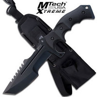 M-Tech XTREME Tactical Fighting Knife MX8054