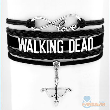 FREE Walking Dead Infinity Love Bracelet