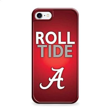 Alabama Crimson Tide roll tide iPhone 6 | iPhone 6S case