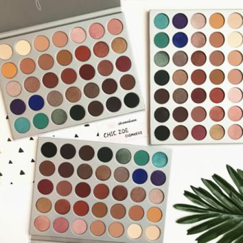 Morphe x Jaclyn Hill 35 Dream Colors Eyeshadow Palette