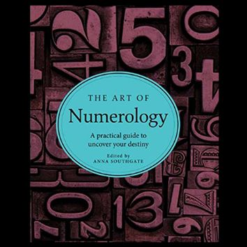 Art of Numerology by Anna Southgate (Hardcover)