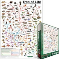 Jigsaw Puzzle 1000 Pieces, The Tree Of Life