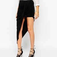 Millie Mackintosh Asymmetric Wrap Skirt
