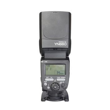 Flash Speedlite Wireless Transceiver Integrated for Canon Nikon Pentax
