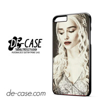 Game Of Thrones Targeryn Mother Of Dragon DEAL-4588 Apple Phonecase Cover For Iphone 6/ 6S Plus