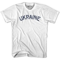 Ukraine City Vintage T-shirt