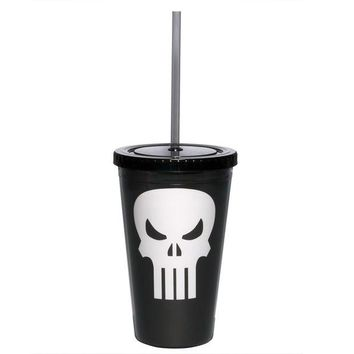 DCCKU3R Punisher - Skull Logo Carnival Cup