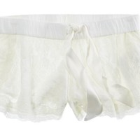 Aerie Women's Lace Sleep Boxer