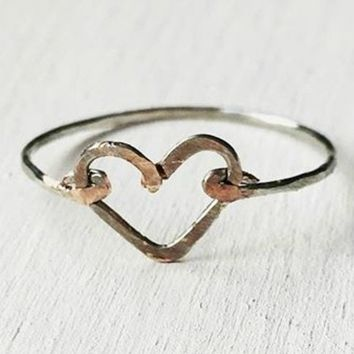The Heart Ring