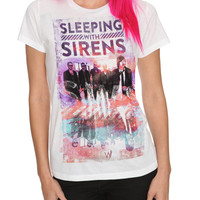Sleeping With Sirens Mirage Girls T-Shirt