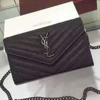 DCCKN6V YSL Yves Saint laurent Women Fashion Trending Leather Shoulder Bag Crossbody Satchel G-QS-MP-JZLB