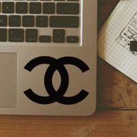 CHANEL vinyl decal