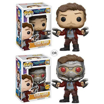 Guardians of the Galaxy Vol. 2 Star-Lord Pop! Vinyl Figure