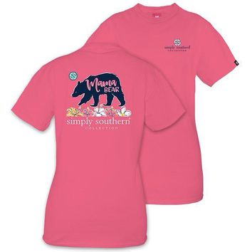 "Simply Southern ""Mama Bear"" T-Shirt"