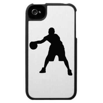 Basketball Player iPhone 4 Covers from Zazzle.com