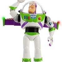 Disney Advanced Talking Buzz Lightyea...