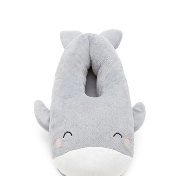 Happy Whale House Slippers
