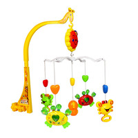 Baby Crib Mobile Bed Bell Toy Music Box