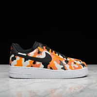 "HCXX AIR FORCE1 `07 LV8 ""COUNTRY CAMO"" - TEAM ORANGE"