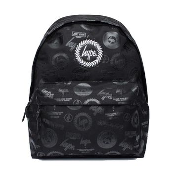 Hype Fashion Sport Laptop Bag Shoulder School Bag-6