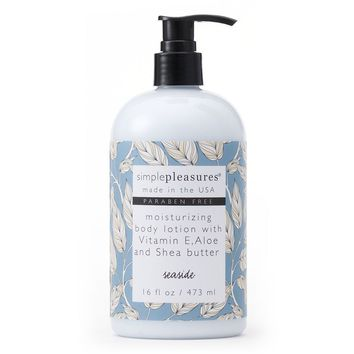 Simple Pleasures Seaside Body Lotion