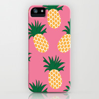 pineapples  iPhone & iPod Case by Ashley Hillman