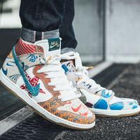 Nike SB What The Dunk High