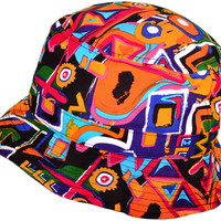 KB Retro Aztec Bucket Hat