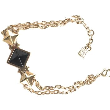 Fendi Women's Gold Bracelet