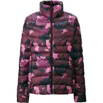 WOMEN ULTRA LIGHT DOWN PRINTED JACKET (CAMOUFLAGE) | UNIQLO