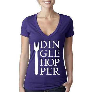 "Disney's The Little Mermaid Shirt // ""Dinglehopper"" Shirt, Tank, Sweats // Princess Ariel Shirt // Disney World Shirt // Disney Fork"