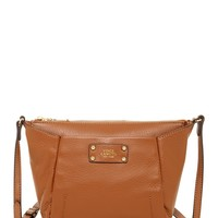 Hila Leather Crossbody Bag